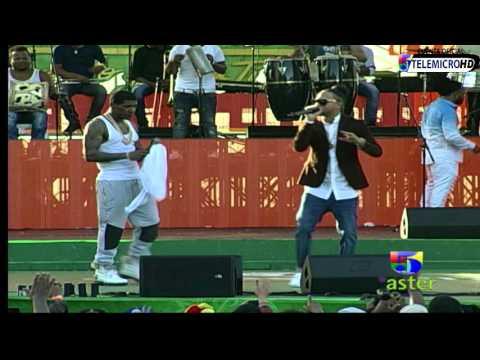 Fiesta Fin De Año de Telemicro 2015: Omega El Fuerte y Mozart La Para Improvisando