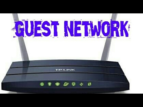 How to Enable Guest Network and Limit Speed of Guest Users - TP LINK