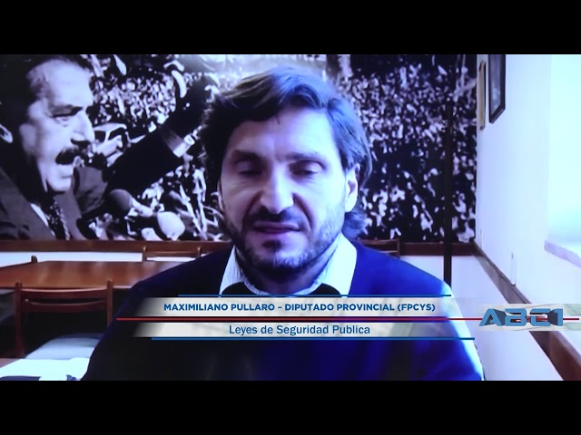 (Adelanto) Maximiliano Pullaro, diputado provincial (UCR-FPCyS) -  ABC1 30 11 2020