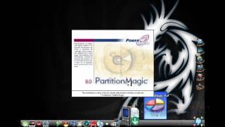 Crear Particion de Disco con Partition Magic 8_HD