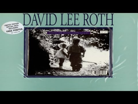 David Lee Roth - Damn Good (1988) (Remastered) HQ