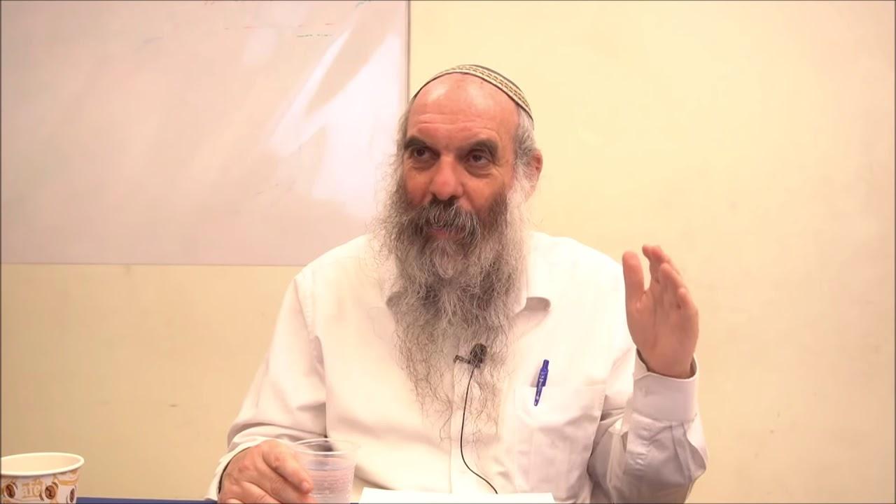 זכות אבות - שפת אמת לפרשת שלח לך - הרב יהושע שפירא