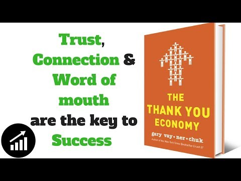 #60 - The Thank You Economy - Book Review
