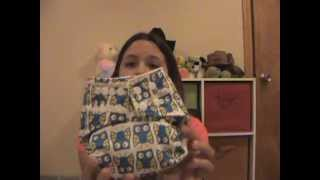 Lotus Bumz Cloth Diaper Review and Giveaway (CLOSED)