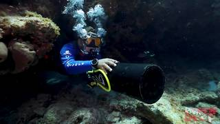 Sidemount Scuba Diving a short video from a recent dive trip image