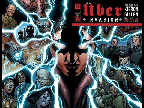 ÜBER INVASION # 4 ESP 2017