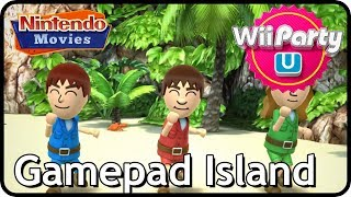 Wii Party U - Gamepad Island - Party Mode (Multiplayer)