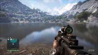 Far Cry 4 - Mask of Yalung Location - #7 – Army Supply Flight 2911 | x:260 y:394 (PC HD) [1080p]