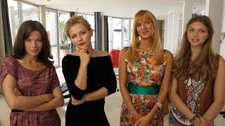 О чём молчат девушки (трейлер телеканала Наше HD)
