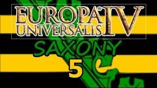 Europa Universalis 4 IV Saxony Ironman Hard 5