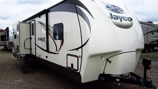 Haylettrv.com - 2015 Jayco Eagle Premier 324bhts Bunkhouse Travel Trailer By Jayco Rv