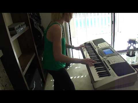 A-ha 'There's Never a Forever Thing' piano cover (Dawnie)