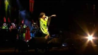 Bjork - Pleasure is all Mine at Glastonbury 2007