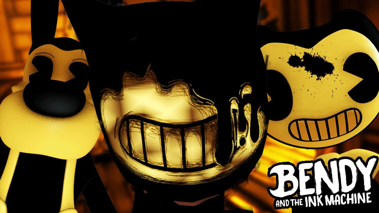 TURNING INTO AN INK MONSTER! || Bendy and the Ink Machine ...