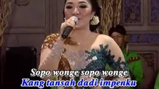 BOWO SOPO WONGE-LANGGAM-CAMPURSARI SANGGA BUANA-WULANDARI