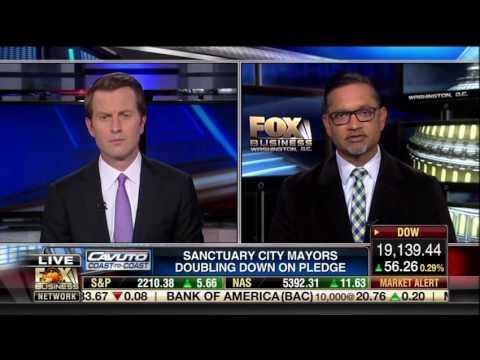 Ali Noorani on Fox Business News 11/25/16