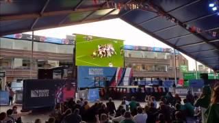 ラグビーワールドカップ日本代表海外の反応