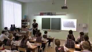Урок литературы в гимназии № 6