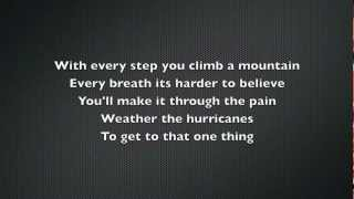 No Boundaries (Adam Lambert) Lyric Video