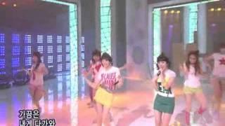 Davichi - Love & War (다비치-사랑과전쟁) @SBS Inkigayo 인기가요 20080706
