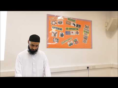 Critique of the Major Themes of Darwinian Evolution - Shaykh Usman Ali (FEC Academy)