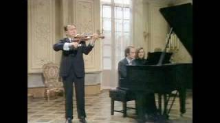 Henryk Szeryng - rare live Bach Chaconne (Moscow 1960) 2 Of 2