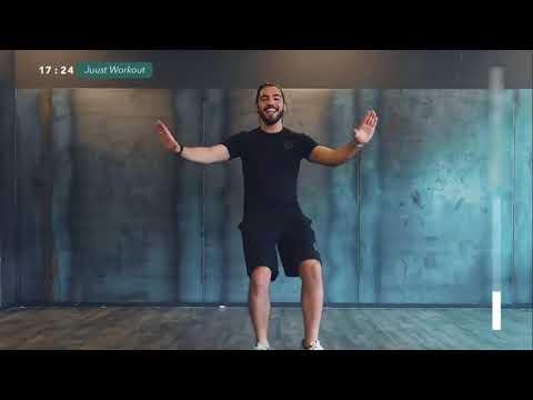Dance Workout Zumba by Tanju Koc   Cardio- ТАНЦЕВАЛЬНАЯ ТРЕНИРОВКА