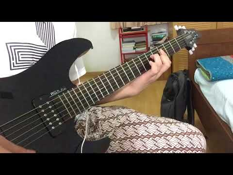 (JPCC Worship) Sampai Akhir Hidupku - Guitar Cover