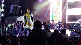 Los Askis - Lejos de ti (Intro) En vivo Feria Chalco 2019