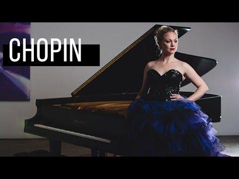 Kara Huber- Chopin Ballade No. 3