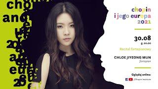 Piano recital: Chloe Jiyeong Mun