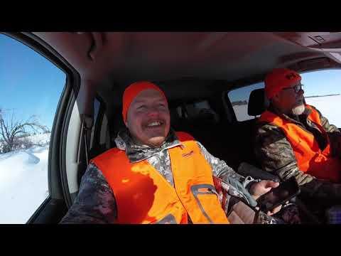 NEBRASKA MUZZLELOADER ADVENTURE   HUNTING - UP NORTH OUTDOOR MADNESS