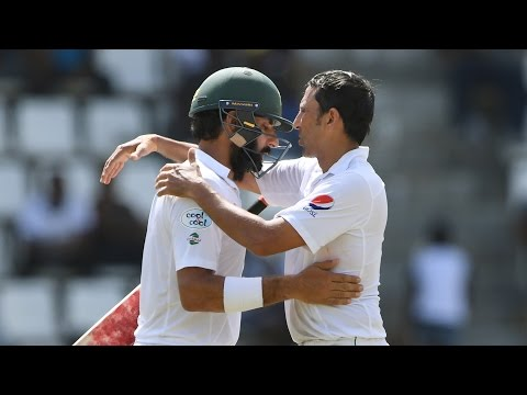 Younis Khan & Misbah-ul-Haq brought dignity to the cricket field - Harsha Bhogle