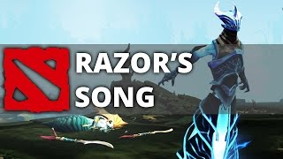 Dota 2 - The Razor Light | Razor