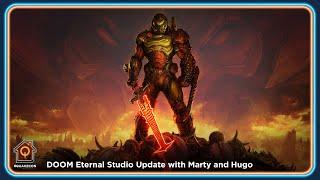 DOOM Eternal Studio Update with Marty and Hugo