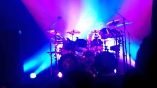 Neil Peart R40 Drum Solo. Tulsa 05/08/15