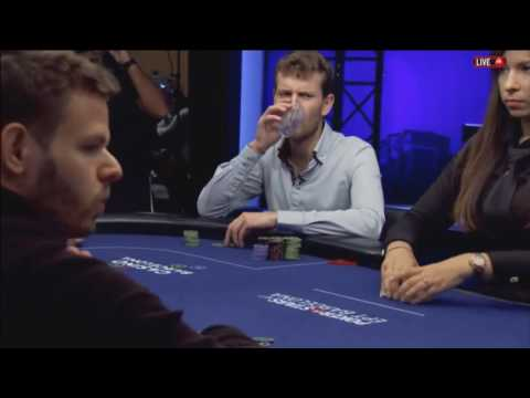 EPT 13 - Barcelona: €2K Estrellas Higher Roller, FINAL TABLE