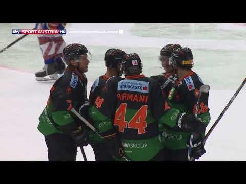 Erste Bank Eishockey Liga 17/18. 19. Runde: Graz 99ers - EC VSV 5:2