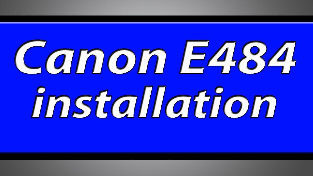 Canon Pıxma E484   Kaç Sayfa Baskı Aldığını Öğrenme   483. Bölüm.