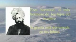 Alabanza de nuestro santo profeta Muhammad (LPD) con la lengua de profeta David