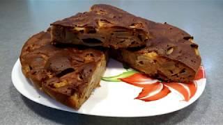 Рецепт Шарлотки с грушами - видео-рецепт вкусной и легкой грушевой шарлотки