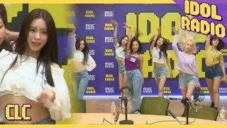 [IDOL RADIO] CLC의 ★☆메들리 댄스☆★