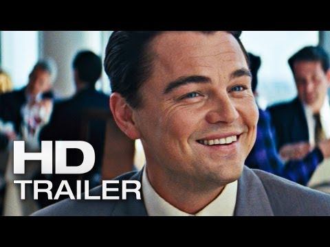 THE WOLF OF WALL STREET Trailer | 2013 Official DiCaprio [HD]