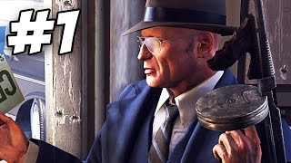 Mafia 2: The Betrayal of Jimmy Walkthrough | Part 1 (Xbox 360/PS3/PC)