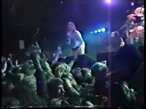 Janes Addiction - Idiot's Rule- Standing in the ShowerThinking- Live 1989 w Interview
