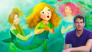 The Little Mermaid | Story Time read by Dan Snow
