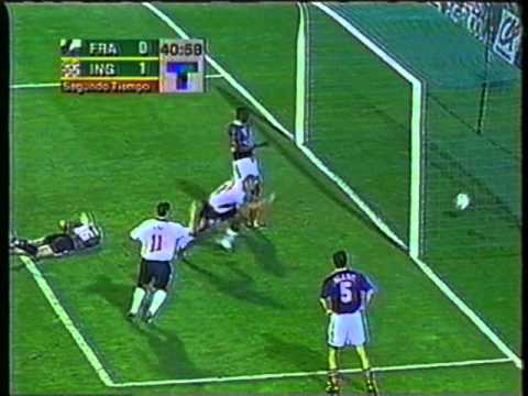 1997 (June 7) France 0-England 1 (Tournoi de France).mpg