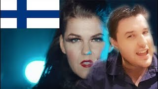 Saara Aalto - Monsters - Finland - Official Music Video - Eurovision 2018   MJT Reviews