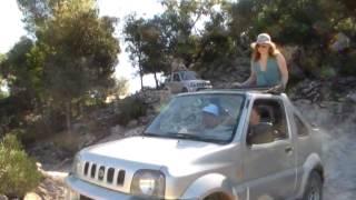 jeep safari mallorca 2013