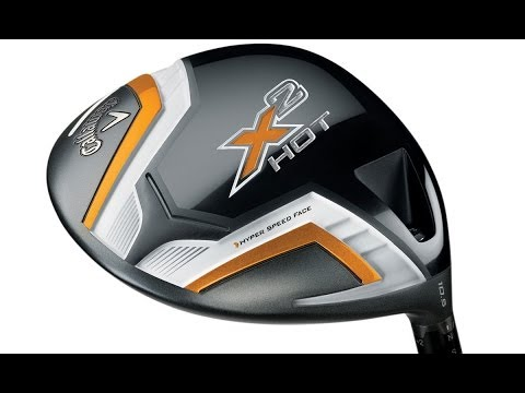 Callaway X2 Hot Driver Review With Luke Williams From Callaway Golf
